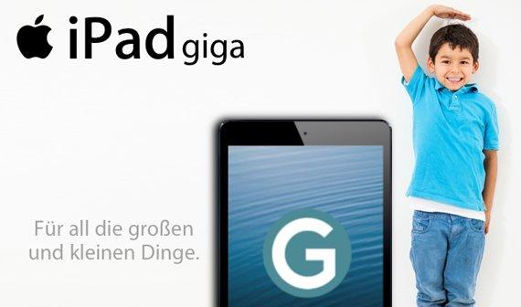 Gerücht: Foxconn testet bereits Produktion des iPad maxi, Release im März 2014