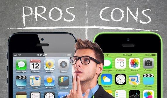 iPhone 5 und iPhone 5c im Vergleich: Lohnt sich der Kauf des Vorgängers?