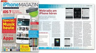 Webradio am iPhone hören