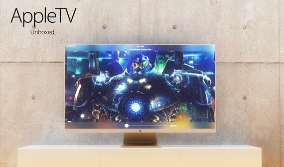 iTV: Beeindruckendes Konzept zeigt potenzielles Design
