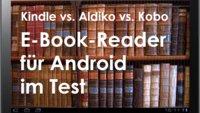Die besten E-Book-Reader: 3 Android-Apps fürs Lesevergnügen