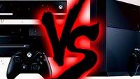 PlayStation 4 vs Xbox One: Welche Plattform gewinnt denn nun den Konsolenkrieg?