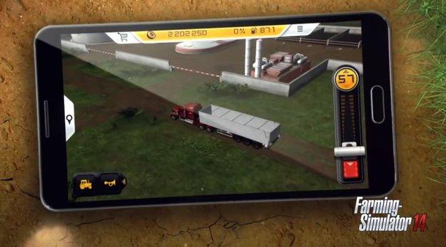 Landwirtschafts-Simulator 14: Ab kommenden Montag für Android verfügbar [Update]