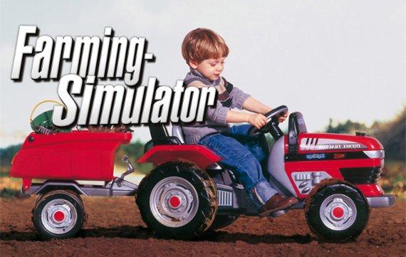 Landwirtschafts-Simulator 15: Bis zum Release 10% sparen auf Steam