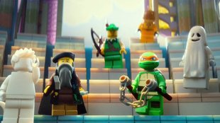 The Lego Movie: Batman, Abraham Lincoln und Robin Hood im Trailer