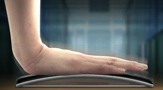 """Doch nicht flexibel? LG G Flex mit """"Beulen"""" nach häufigem Biegen"""