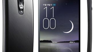 LG G Flex - noch ein Smartphone mit gebogenem Display!