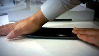 LG G Flex: Banana-Phone ist tatsächlich biegsam [Video]