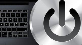 OS X 10.9 Mavericks: Funktion des Power Button (Ein-/Ausschalter) wiederherstellen