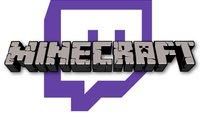 Minecraft: Bald mit Livestream via Twitch + Minecraft Skyrim-Edition