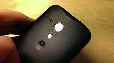 Motorola Moto G: 16 GB-Modell ab sofort bestellbar