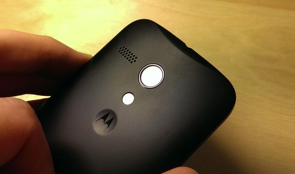 Moto G: Benchmarks, Fotos und Videos von der Kamera