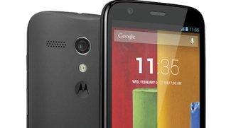 Motorola Moto G: 8 GB-Modell ab 113,49 Euro plus Versand erhältlich [Deal]