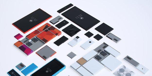 Project Ara: Motorolas modulare Smartphone-Entwicklung geht in die nächste Runde