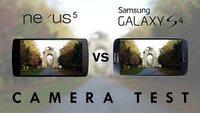 Nexus 5 vs. Samsung Galaxy S4: Großartiger Kamera Test