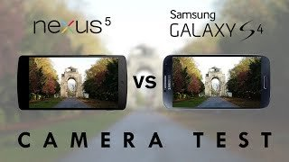 Nexus 5 vs. Samsung Galaxy S4: Großartiger Kamera Test