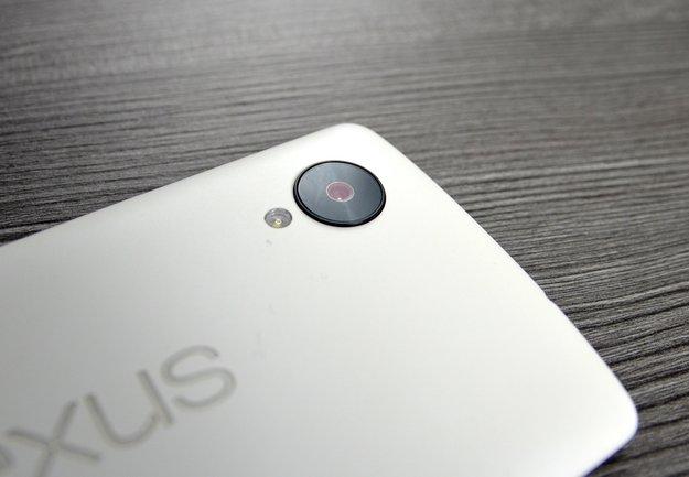 Nexus 5-Kamera: Vergleich zwischen Android 4.4.1 und Android 4.4
