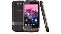 Nexus One: Android 4.4 KitKat kommt per Custom ROM