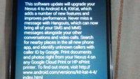 Nexus 4 erhält Update auf Android 4.4 KitKat - Bugfix für andere Nexus-Geräte!