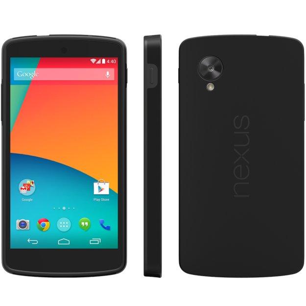 Nexus 5 bei Saturn und NBB vorbestellbar