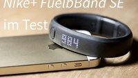 Nike+ FuelBand SE im Test: Und der Schweinehund kann einpacken