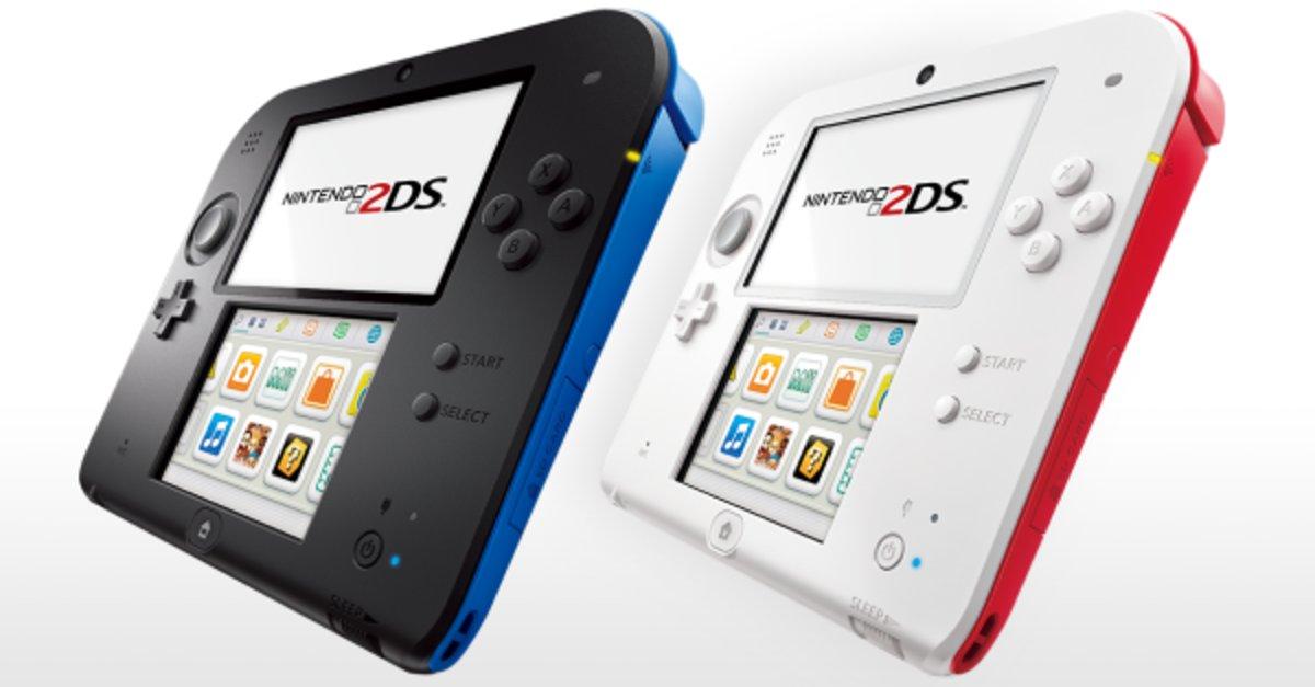 Nintendo 2DS - alle Infos bei GIGA