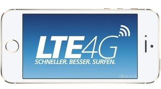 O2-LTE für iPhone 5s & iPad Air: Fakten und Speed-Test