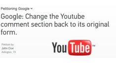 YouTube: Petition und Zorn gegen neue Kommentarfunktion