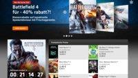 Origin: Black Friday Sale, Battlefield 4 mit 40 % Rabatt