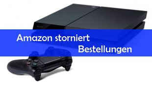 Playstation 4: Amazon storniert Vorbestellungen
