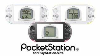 PS Vita: PocketStation-App im japanischen Store veröffentlicht