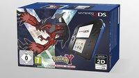 Nintendo 2DS: Pokemon-Bundles gesichtet