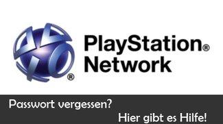 PSN Passwort vergessen: So kommt ihr wieder an euren Account