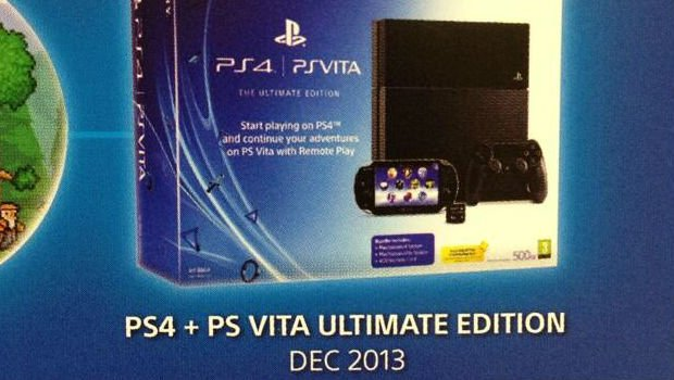 Amazon.uk: PS4- & PS Vita-Bundle gelistet