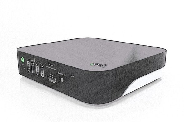 Qubi: Android-Settop-Box als SmartTV (Kickstarter)