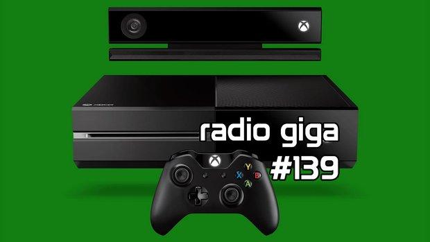 radio giga #139: Xbox One angetestet, jährliches Battlefield und neues Tomb Raider?