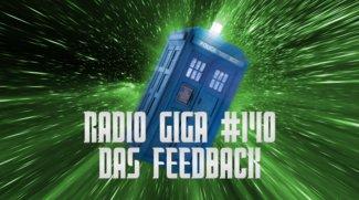 radio giga #140: das feedback mit dem Doctor