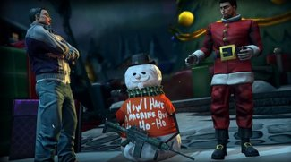 Saints Row 4: DLC How The Saints Save Christmas angekündigt (Screenshots)