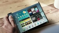 Samsung: Erste Tablets mit faltbarem Display könnten 2015 erscheinen