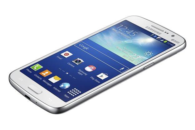Samsung Galaxy Grand 2: Mittelklassephablet mit 5,25 Zoll-HD-Display und Quad-Core-SoC vorgestellt