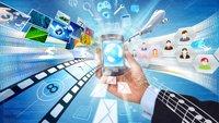 Smartphones: Internetverbrauch bis 2019 verzehnfacht