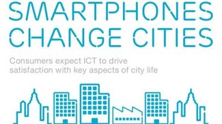 Wie Smartphones die Städte verändern (Infografik)