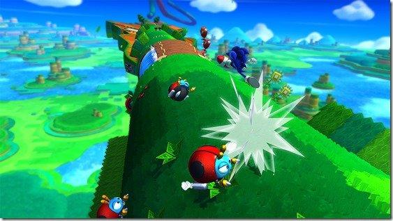 Sonic Lost World: Demo ab Donnerstag in eShops verfügbar