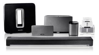 Musik auf Fingertip: Fernbedienung mit Touchscreen von Sonos