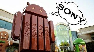 Sony teilt Update-Pläne für Android 4.3 und Android 4.4 mit (zumindest ansatzweise)