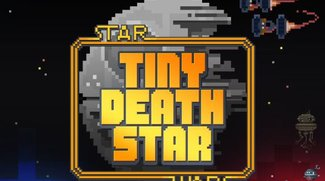 Star Wars: Tiny Death Star für Android und iOS: Baue deinen Todesstern