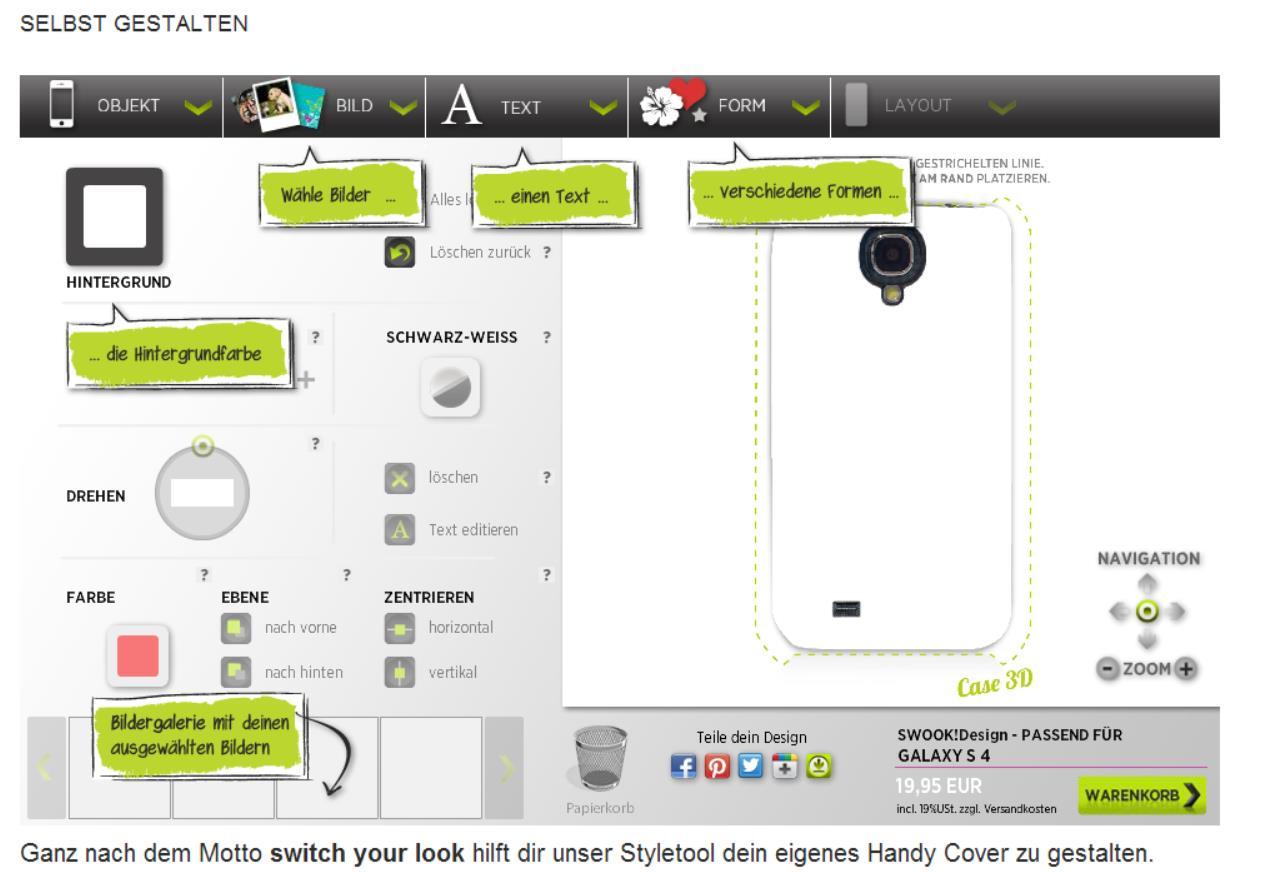 Handyhüllen selbst gestalten? Hier sind vier der besten Anbieter