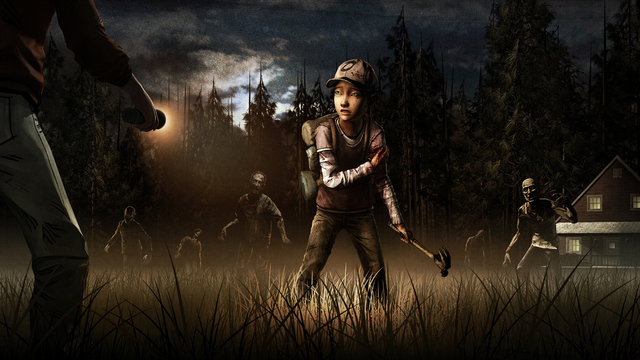 The Walking Dead: Bug verhindert Übertragen des Spielstands ...