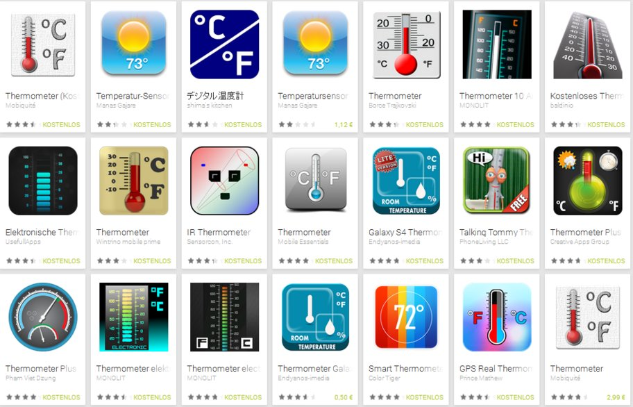 thermometer apps google play store_giga
