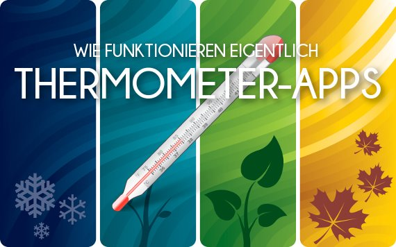 Wie Funktionieren Eigentlich Thermometer Apps
